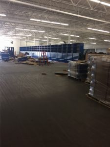 Heavy Duty Shelving, Western Storage and Handling, Western Storage, AutoNation, Borrough's Heavy Duty Shelving and Drawers, Shelving and Drawers,