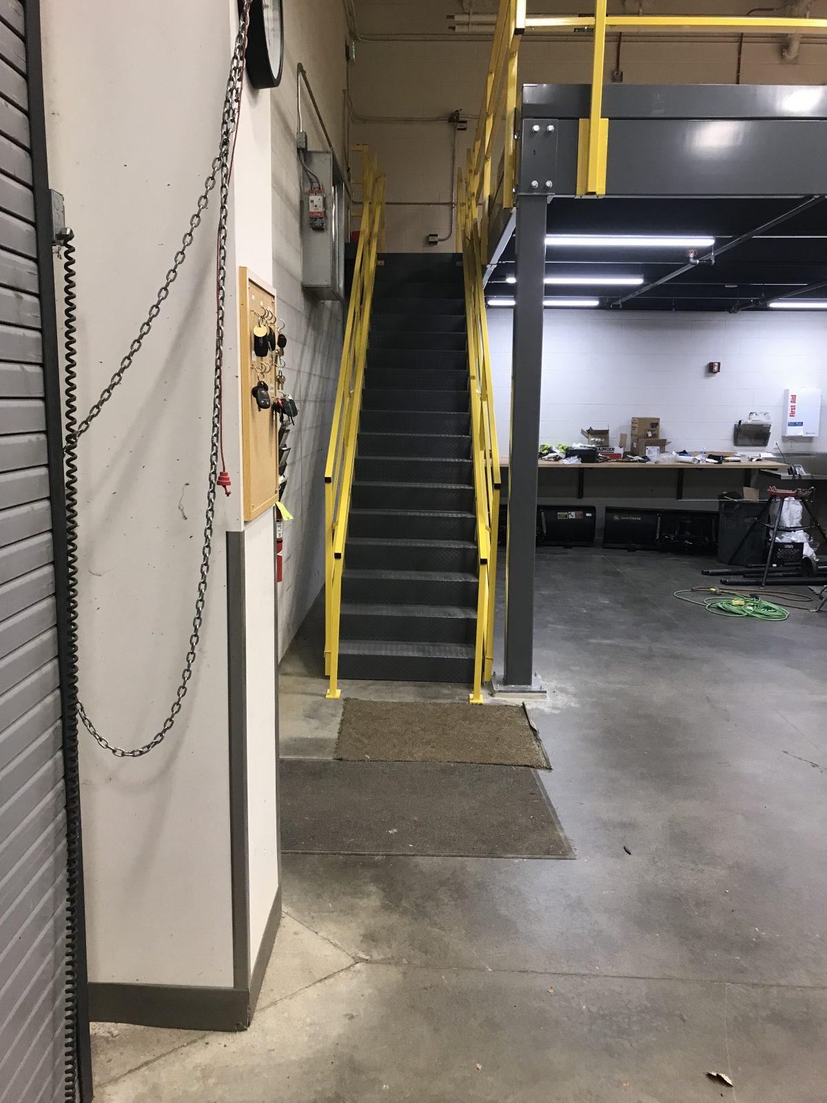 Western Storage, Cubic Design Mezzanine Systems, Mezzanine Systems, Western Storage and handling, Mezzanine Systems