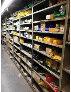 modular drawer system, modular drawer, Peabody Energy, Western Storage and Handling, Western Storage,
