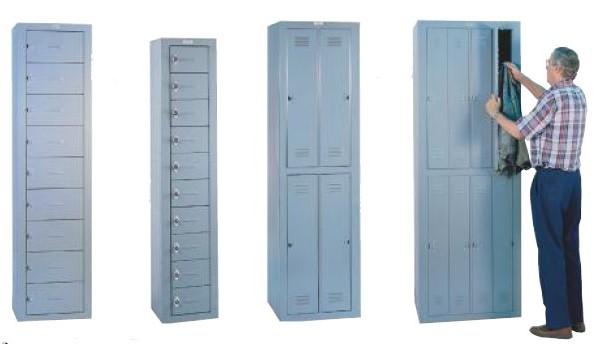 Lockers configurations