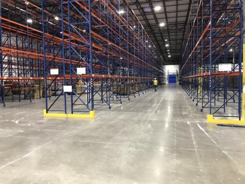 QCD Aurora Dry storage Before 3-18-21